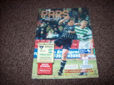 Dunfermline Athletic v Hibernian, 2000/01